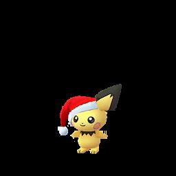Pichu de Noël