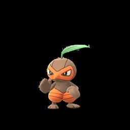 Sprite femelle chromatique de Pifeuil - Pokémon GO