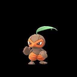 Sprite mâle chromatique de Pifeuil - Pokémon GO