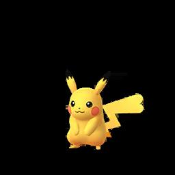 Imagerie de Pikachu (clone) - Pokédex Pokémon GO