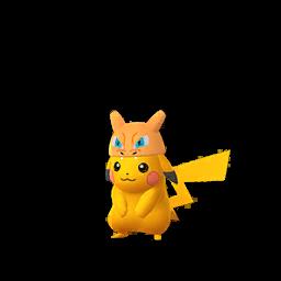 Pokémon pikachu-dracaufeu-s