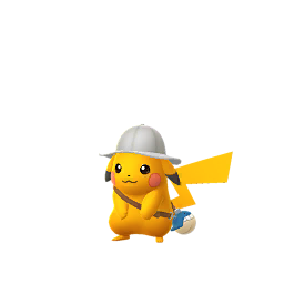 Pokémon pikachu-explorateur-s