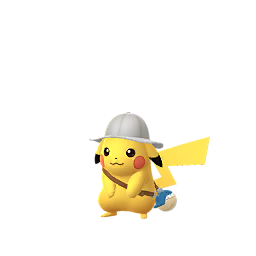 Pokémon pikachu-explorateur