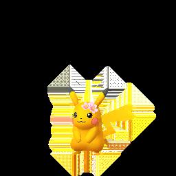 Pokémon pikachu-fleur-s