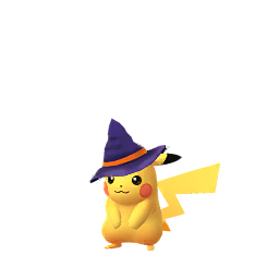 Pokémon pikachu-halloween