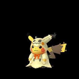 Imagerie de Pikachu (halloween19) - Pokédex Pokémon GO