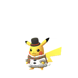 Pokémon pikachu-holiday2020