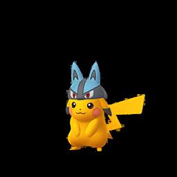 Pokémon pikachu-lucario-s