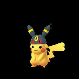 Imagerie de Pikachu (noctali) - Pokédex Pokémon GO