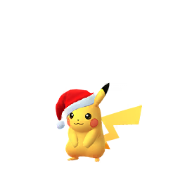 Pokémon pikachu-noel