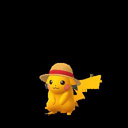 Imagerie de Pikachu (onepiece) - Pokédex Pokémon GO