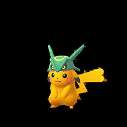 Imagerie de Pikachu (rayquaza) - Pokédex Pokémon GO