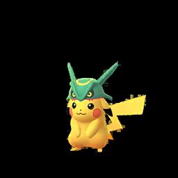 Pokémon pikachu-rayquaza