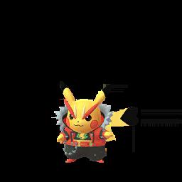 Pokémon pikachu-rockeur