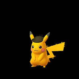 Imagerie de Pikachu (safari) - Pokédex Pokémon GO