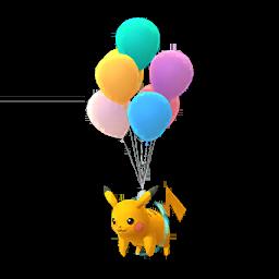 Pokémon pikachu-volant-s
