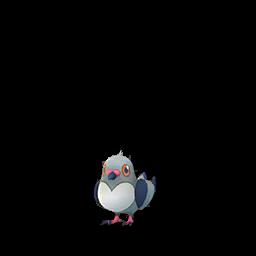 Sprite chromatique de Poichigeon - Pokémon GO