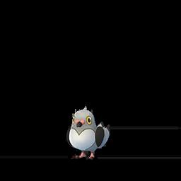 Sprite  de Poichigeon - Pokémon GO