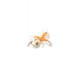Sprite femelle chromatique de Poissirène - Pokémon GO