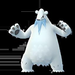 Modèle de Polagriffe - Pokémon GO