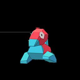 Fiche de Porygon - Pokédex Pokémon GO