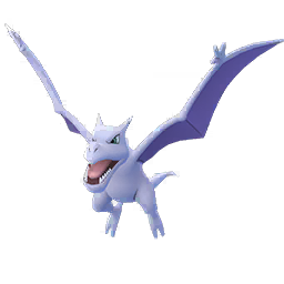 Fiche de Ptéra - Pokédex Pokémon GO