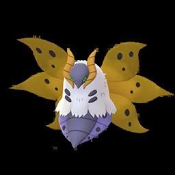 Sprite chromatique de Pyrax - Pokémon GO