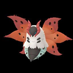 Sprite  de Pyrax - Pokémon GO