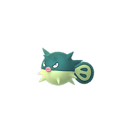 Pokémon qwilfish