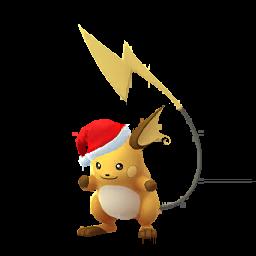 Pokémon raichu-noel