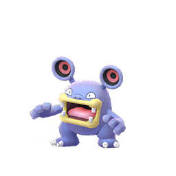 Sprite  de Ramboum - Pokémon GO