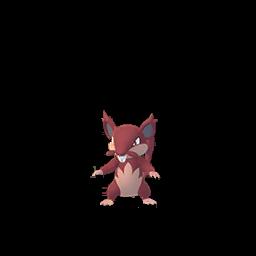 Pokémon rattata-a-s