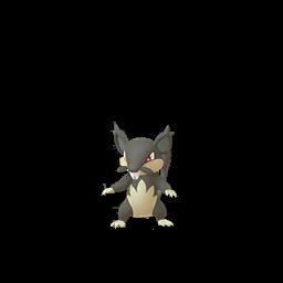 Pokémon rattata-a
