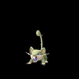 Pokémon rattata-s