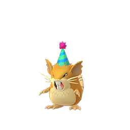 Pokémon rattatac-fete