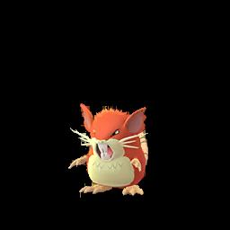 Pokémon rattatac-s