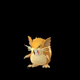 Sprite  de Rattatac - Pokémon GO
