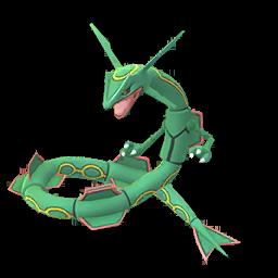 Pokémon rayquaza
