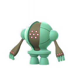 Registeel forme chromatique