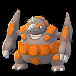 Sprite femelle de Rhinastoc - Pokémon GO