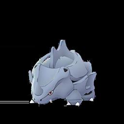 Sprite  de Rhinocorne - Pokémon GO