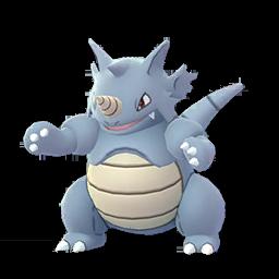 Pokémon rhinoferos