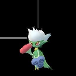 Sprite femelle de Roserade - Pokémon GO