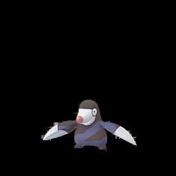 Modèle de Rototaupe - Pokémon GO
