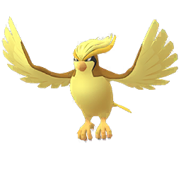 Sprite chromatique de Roucarnage - Pokémon GO