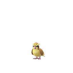Sprite  de Roucool - Pokémon GO