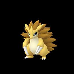 Sprite  de Sablaireau - Pokémon GO