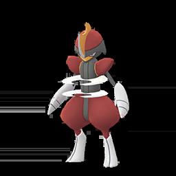 Modèle de Scalproie - Pokémon GO