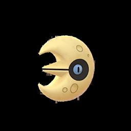 Modèle shiny de Séléroc - Pokémon GO