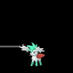 Pokémon shaymin-forme-celeste-s